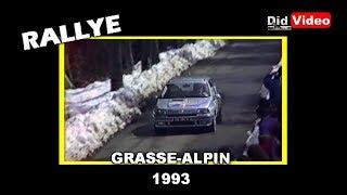 Vid�o Rallye Grasse Alpin 1993 par DidVideo (5328 vues)