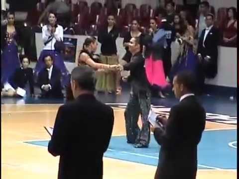 Ronnie Vergara & Charlea Lagaras Vergara - 2011 DSCPI National Championship.m4v