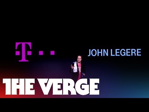 Playback: T-Mobile's CES 2014 press conference in just over five minutes