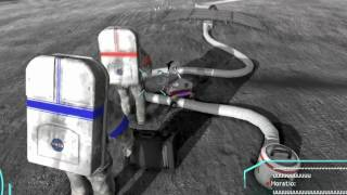 Moonbase Alpha Provides A Realistic Simulation Of Life On
