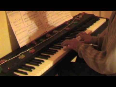 Lemon incest - Chopin - Etude Op. 10 n°3 - Tristesse - Easy piano version by Ced