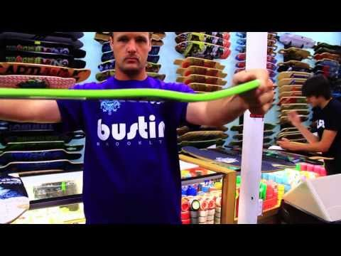 Review: Bustin Urban-Kicktails 2013 - Motionboardshop