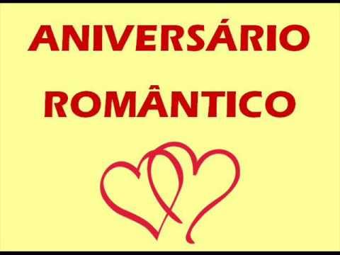 Telemensagem - Aniversário romântico - Voz feminina