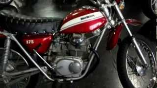 1972 honda sl175 for sale walk around video honda of 1972 honda sl175 for sale walk around video honda of chattanooga vintage honda motorcycles youtube sciox Images