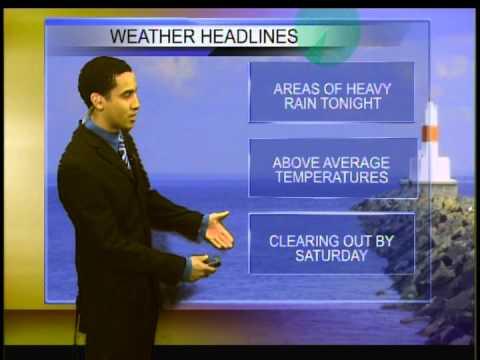 Weather Forecast 5/8-9