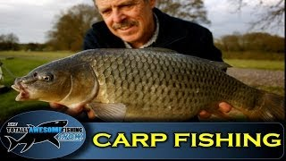 Carp fishing tips - How to make a Swimfeeder, Cheap & Easy - The Totally Awesome Fishing Show