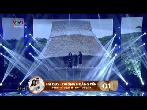 [FULL HD] CẶP ĐÔI HOÀN HẢO TẬP 3: HOÀNG YẾN, HÀ DUY - LY CÀ PHÊ BAN MÊ   (16/11/2014)