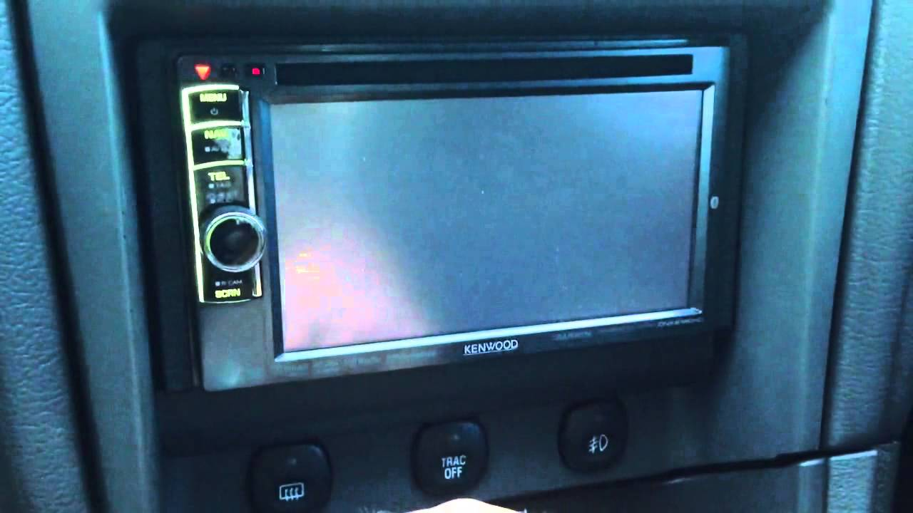 Kenwood dnx6190hd bluetooth issues