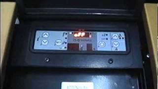 Funzioni e Programmazioni Stufa pellet CsThermos Display orizzontale ...