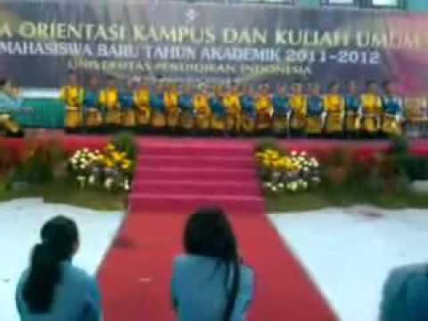 Kabumi _ Rampai aceh Dance