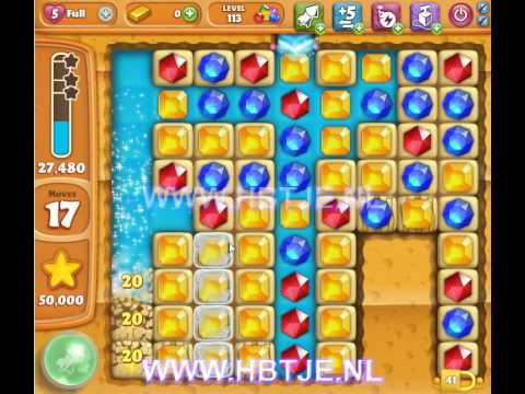 Diamond Digger Saga level 113