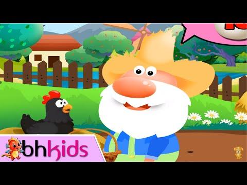 Bài Hát Tiếng Anh Cho Bé Có Phụ Đề | Nhạc Thiếu Nhi Tiếng Anh | Children's Song