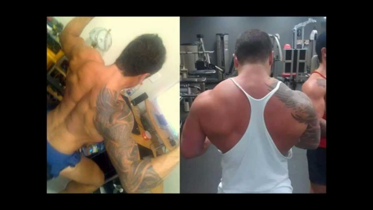 zyzz chestbrah steroids