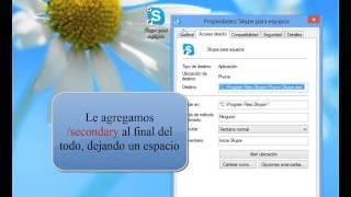 Como Usar Mas De Una Cuenta De Skype En Windows 8