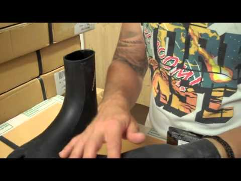 C Skins NxGen Dipped Rubber Wetsuit Accessories Review 2013