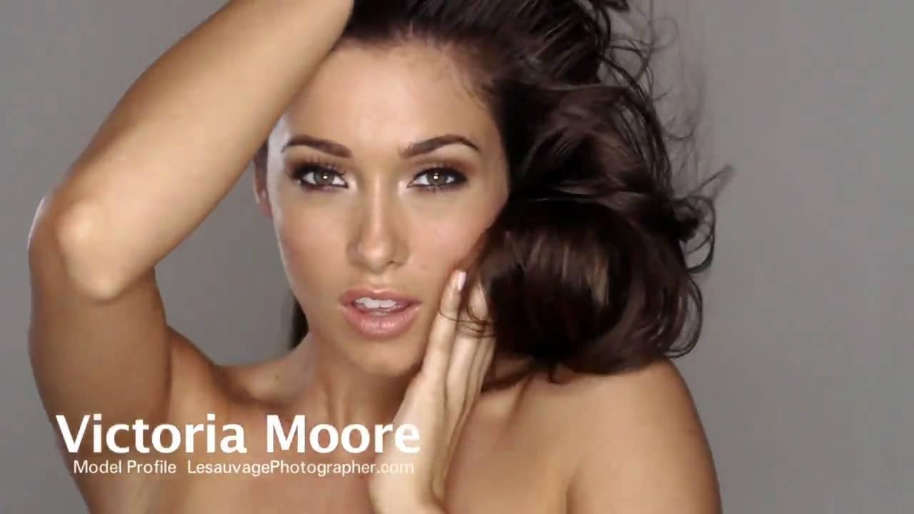 Victoria Moore Sexy Pool Scene! - YouTube