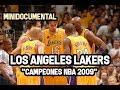 Los Angeles Lakers Campeones NBA 2009 Mini Documental
