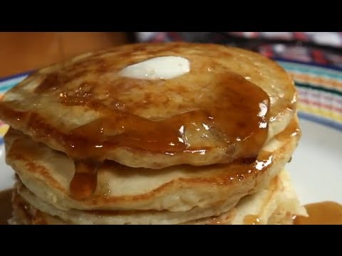 How to Make Good Old Fashioned Pancakes - YouTube