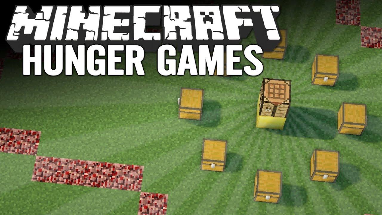 Minecraft hunger games episode 1 k mpfen mit domseplay for Mine craft hunger games