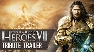 Might & Magic Heroes VII - Tribute trailer