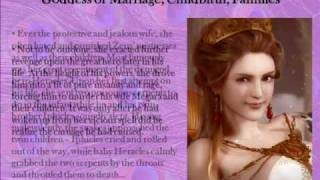 Hera The Greek Goddess Of Marriage, Childbirth, Families