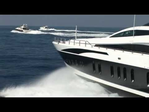 3 TOP Superyachts Leopard, 46m, 34m, 32m. PURE ONE, PURE WHITE, PURE