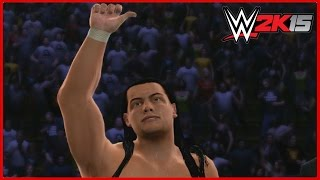 WWE 2K15: Bo Dallas (Entrance, Signature, Finisher)