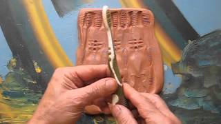 Clases de cerámica. Parte 12