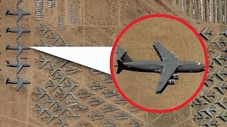 17 Google Map Images You Won't Believe Exist