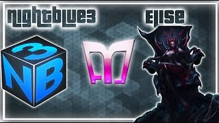 Nightblue Teaching Season 5 Jungle Elise «Beast