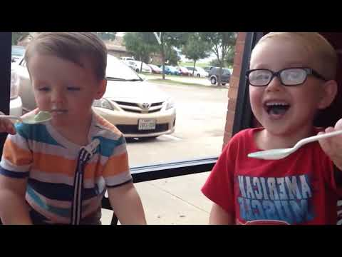 Top 10 Funny Babies Eating Ice Cream   Funny Babies and Pets