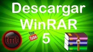 Como Descargar WinRAR 5.0.1 [2014] 32 & 64 Bits Full En
