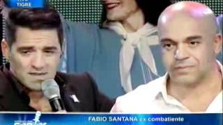 Fabio Santana Y Luciano Pereyra En Soñando Por Cantar