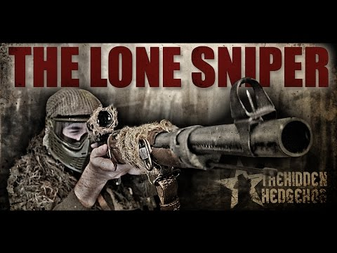 WW2 PAINTBALL SNIPER: Mauser k-98 german sniper rifle.