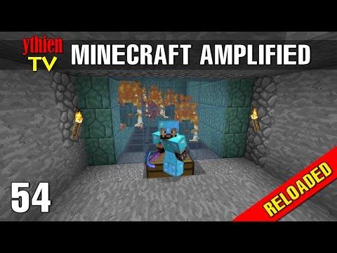 Minecraft Amplified RELOADED 54 - Ngắm Cá