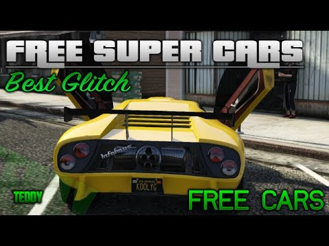 GTA 5 Online: *NEW* Buy Any Car For Free - Best Car Glitch [FREE SUPER CARS] [GTAV] AFTER PATCH