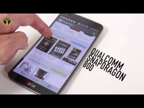 LG G Flex İnceleme