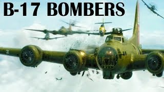 WW II - Bombers Over Nazi Germany