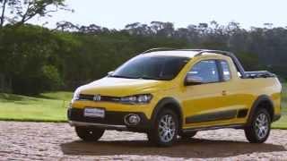 Video-release Lançamento Da Volkswagen Saveiro 2014