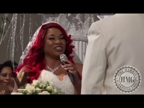 BRING IT! SEASON 3 TERRELL & TINA VAUGHN WEDDING (Full Wedding)
