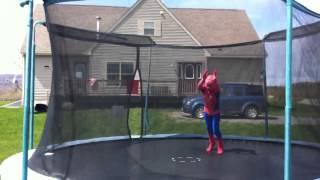 Zupełnie jak Spider-man