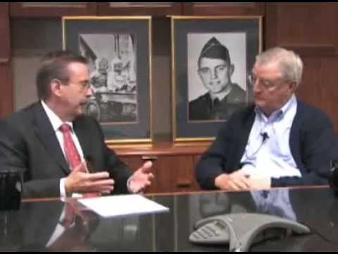 Walter Mondale former Vice President of the U.S on Our Story's Specials Episode 3