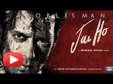 Salman Khan's Jai Ho Digital Poster Out - People's Man