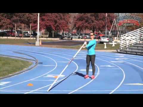 Use this Approach Drill to Help Your Pole Vaulters!