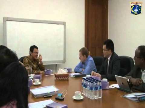 20 Sep 2013 Wagub Bpk. Basuki TP Menerima Dir.For Sustainable Dvlpmnt, East Asia Pasific Region
