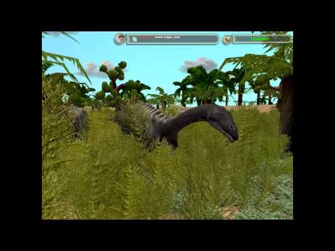 ZT2 Walking With Dinosaurs: part 1 New Blood