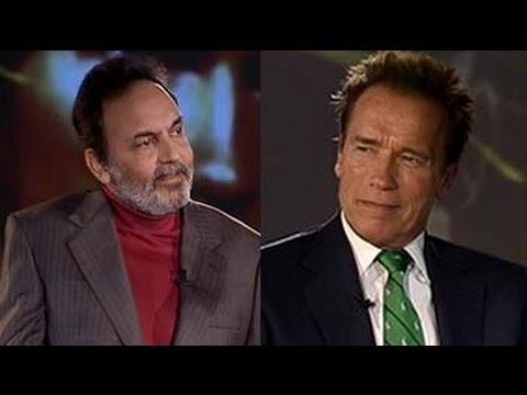 India Questions Arnold Schwarzenegger