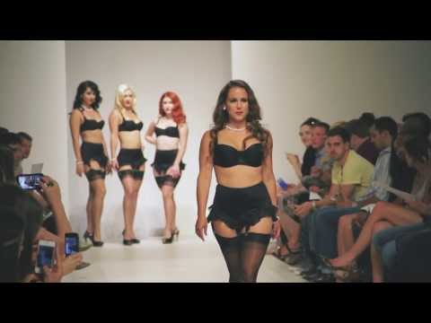 Java Monster: On the Scene for Lingerie Fashion Week SS14
