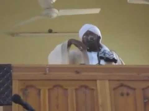 غضبة شيخ - د. مدثر احمد اسماعيل ( عضو رابطة علماء المسلمين )
