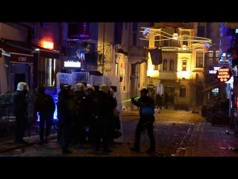 Berkin Elvan için Gösteriler -Taksim